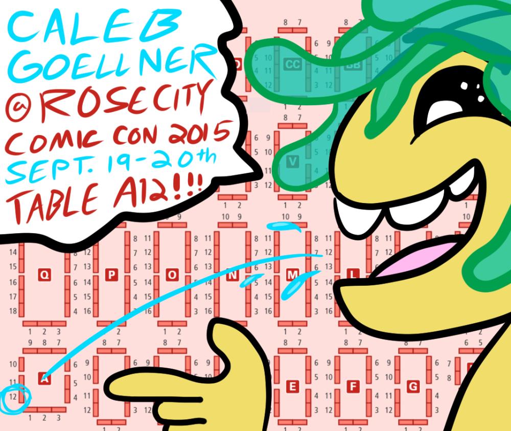 Rose City Banner 2015