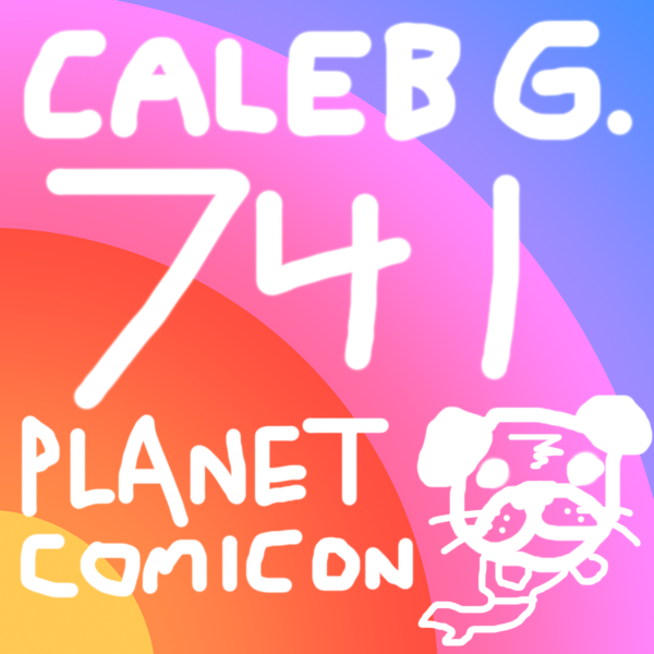 caleb goellner planet comicon 2016