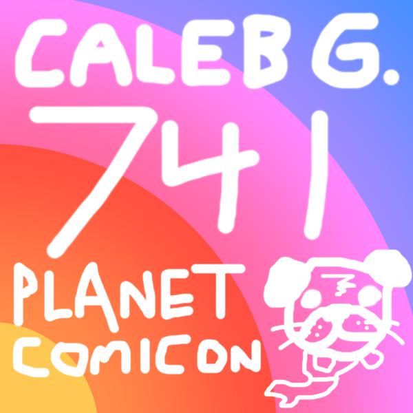 caleb goellner planet comicon 2016