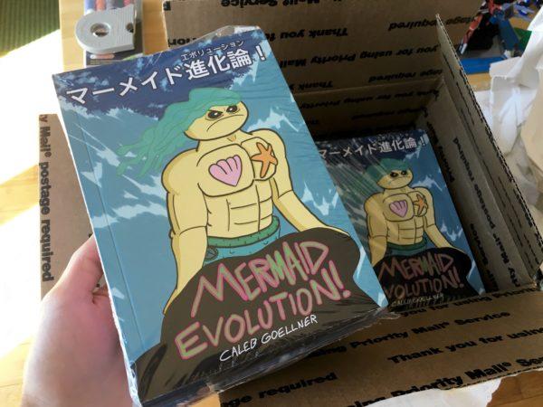 Mermaid Evolution マーメイド進化論