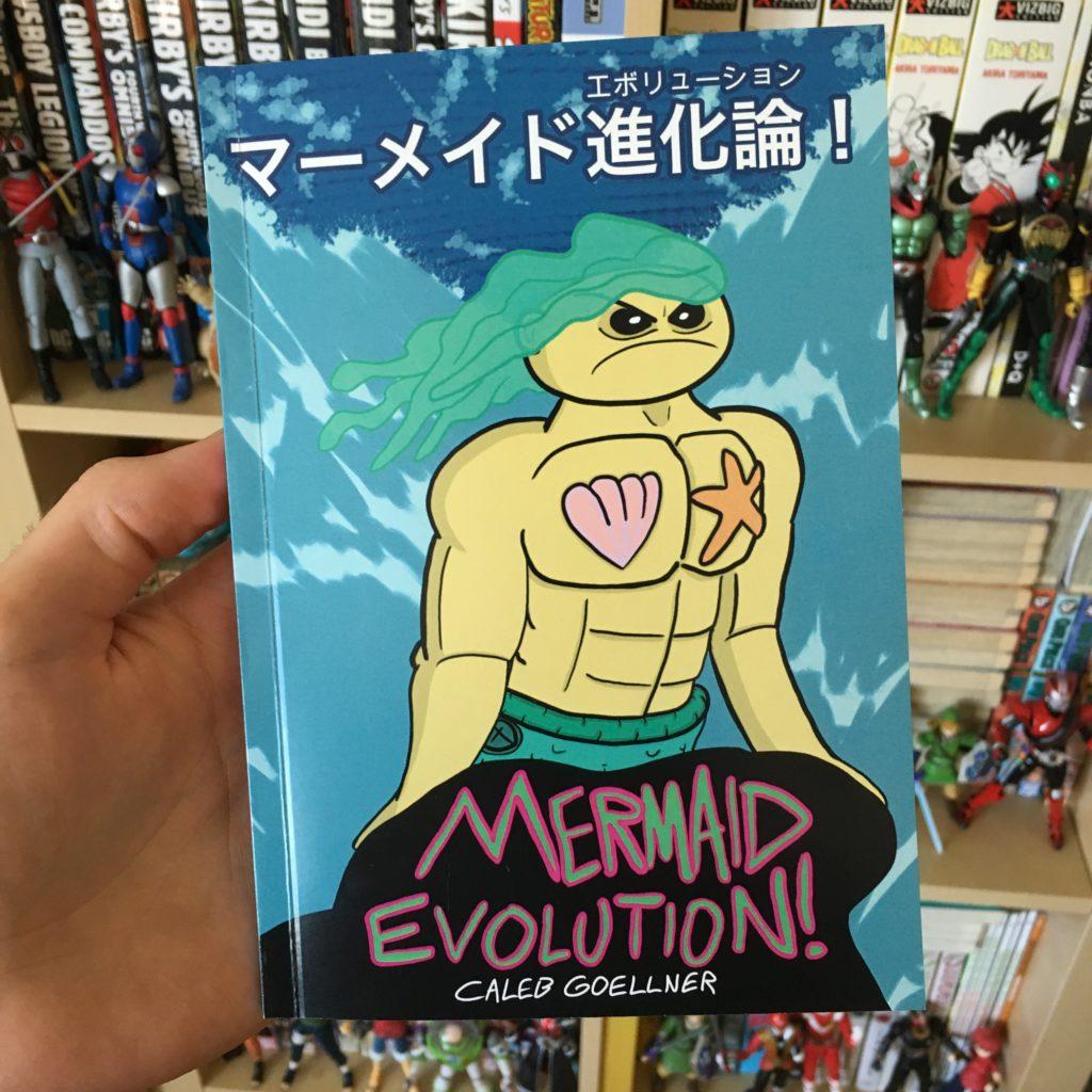 Mermaid Evolution マーメイド進化論 manga