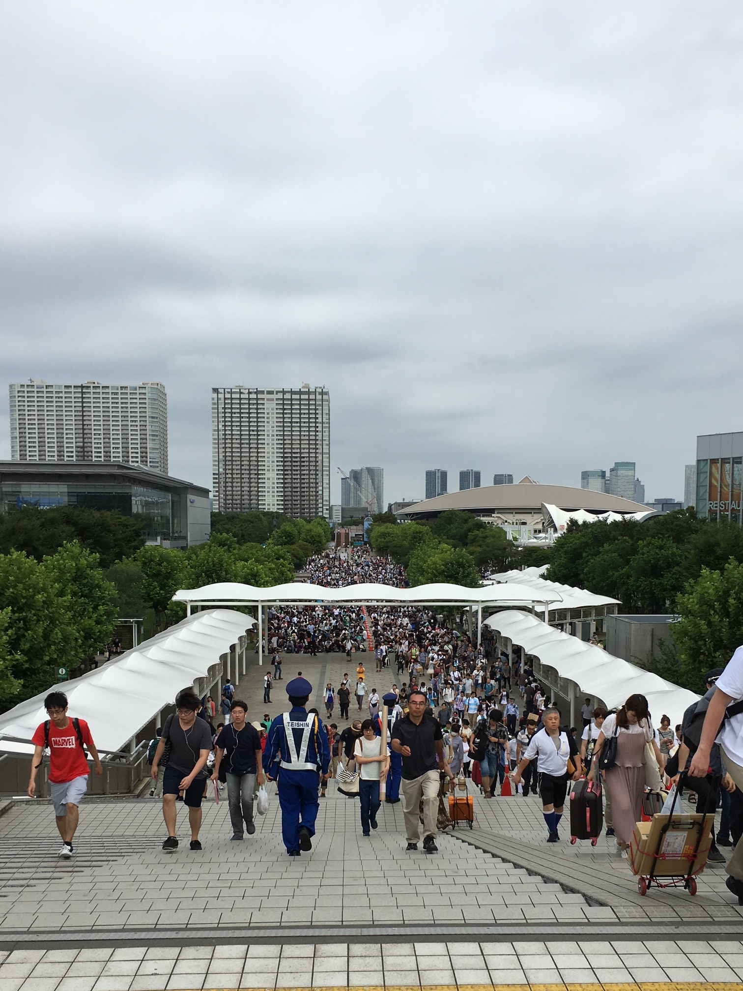 comiket 90 lines