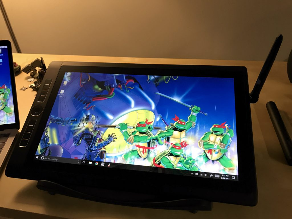 wacom mobilestudio pro 16 review mermaid evolution