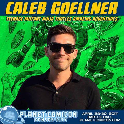 Goellner Caleb Planet Comicon Kansas City 2017